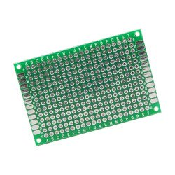 PERFORATED PLATE GREEN YS-5CM*7CM