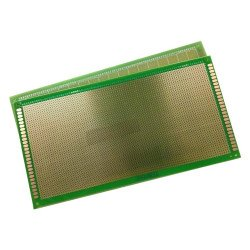 PERFORATED PLATE GREEN YS-9CM*15CM