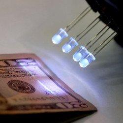 LED Ultraviolet - 5mm