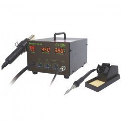 Proskit SS-989H, SMD Hot Air Soldering Rework Station