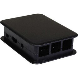 Raspberry Pi B+ Case  - Black