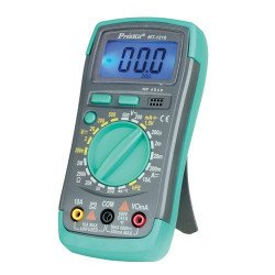 "Pro'sKit MT-1210-C 1.9"" LCD Digital Multimeter"