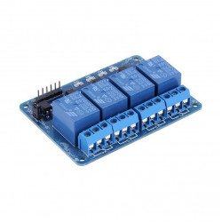 4-Channel 5VDC Relay Module