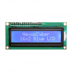 Blue Backlight 1602A LCD Module