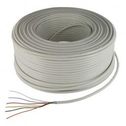 Alarm Cable 3 pairs 1 meter